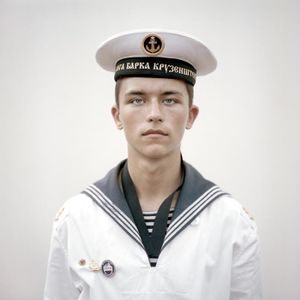2nd Prize Portraits Single © Joost van den Broek, the Netherlands, de Volkskrant.  Kirill Lewerski, cadet on Russian tall ship Kruzenshtern