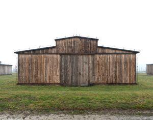 Prisoners' Barracks (Replica), Auschwitz Memorial and Museum, 2016