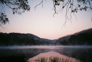 Mount Buffalo Lake