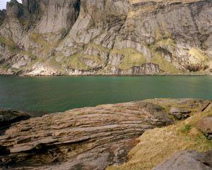Golden Light, Lofoten Islands, Norway.