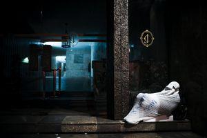 1st prize Contemporary Issues Stories. © Carlos Cazalis, Mexico, Corbis. Homeless, São Paulo, Brazil