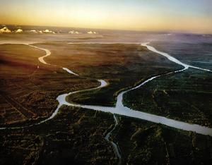 Correntoso & Pantanoso Rivers