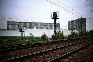 Cité des 4000, La Courneuve 2007, France