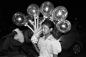 Lachi,12,balloon seller,Connaught Place.