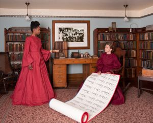 Ida B Wells & Frances Willard, from Anti-Lynching to Black Lives Matter, a Conversation.