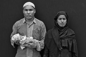 Rohingya couple