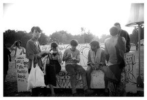 Festival Scene, 2011 © Gioia de Bruijn. Courtesy of Flatland Gallery.