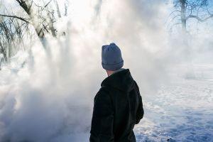 Winter Bonfire, 2012