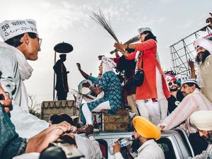 Ground zero. Varanasi, UP, 2014.