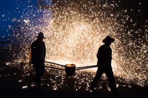 Blacksmiths in the Sparks