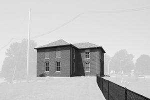 """Booker T. Washington School, Rushville, Indiana"""