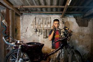 Le Dinh Hung / Hanoi