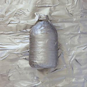 Duct Tape Migrant Water Bottle