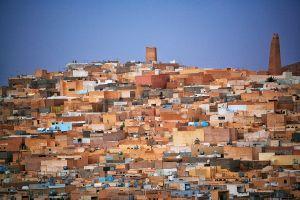 Beni Isguen, Algeria: One of five historical towns in Gardaia Pentapolis. © Matjaz Krivic