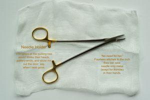 Operating Room: Needle Holder