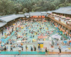 Hanok Swimming Pool, 2017