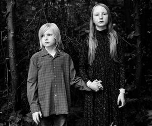 Kasper and Olivia