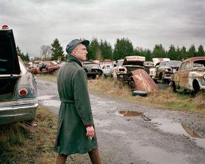 Wrecking Yard © Jenny Riffle