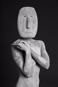 Série Mitilogias, 2012. Showing at Galerie Seine 51. Courtesy Art Paris Art Fair.