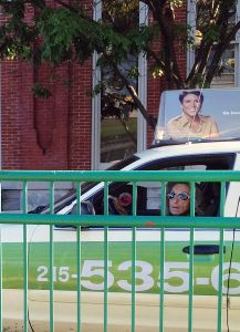 If Bob Dylan drove a cab