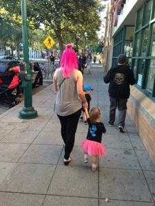 Pink, Santa Cruz, California