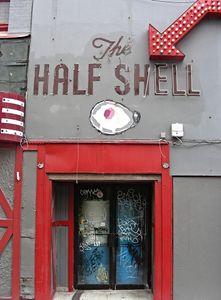 """The Half Shell"""