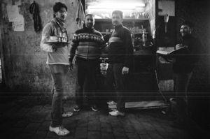 Coffee Service, 2010 © Clara Abi Nader