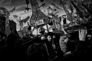Ashoura day _khorram abad 2012