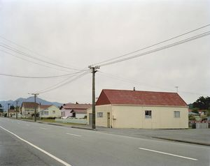 Kumara, State Highway 73, West Coast, 3:50pm, 27th February, 2004. © Derek Henderson