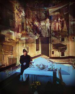 Camera obscura / Don Italo, Mazzano Romano, Italy, 1999