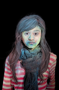 Unknown Girl, Holi 2010