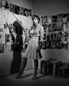 Mary Hintzen, Performance, Fabric