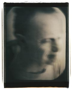 Untitled (Steve smiling)                                 © Diane Fenster