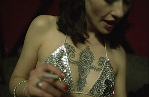 Stripper, High Wycombe, UK, 2004, from <i>No Love Lost</i>. © Michael Grieve