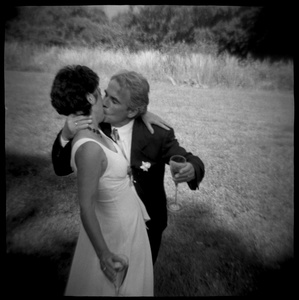 Wedding Kiss, Catskill, NY