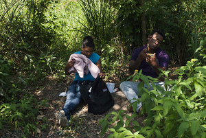 The other side of migration: Central American women