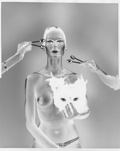 TS 2007, from the series White Shadow © Tono Stano