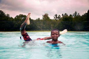 Northwest pool, Orlando, 2016