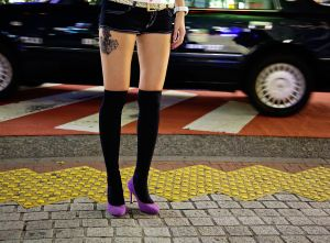 Black Shibuya