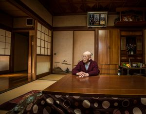 Tadakazu Usami, Chiba, Japan © Sasha Maslov, winner of the Photostories category