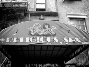 """""""St Marks Place"""", New York City, 2001"""