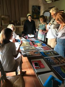 Work Session during The Photography Master Retreat 2016