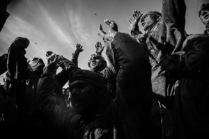 Ashoura day _Bijar _kurdistan 2012