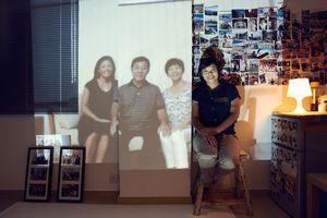Tan Family / Hong Kong / Tampines © John Clang