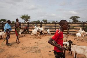 Samburu Community Outreach