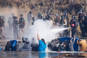 Tear Gas and Sacred Places