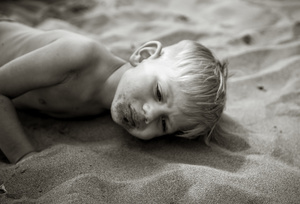 Listening to the Sand