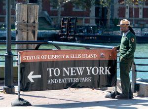 Ellis Island Ranger