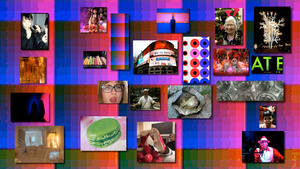 Year of Gif, 2013. Still of GIF video installation (5 min. loop). Courtesy of the artist.