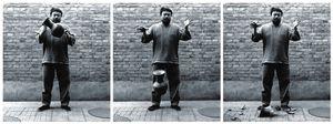 Dropping a Han-Dynasty Urn, 1995. © Ai Weiwei.